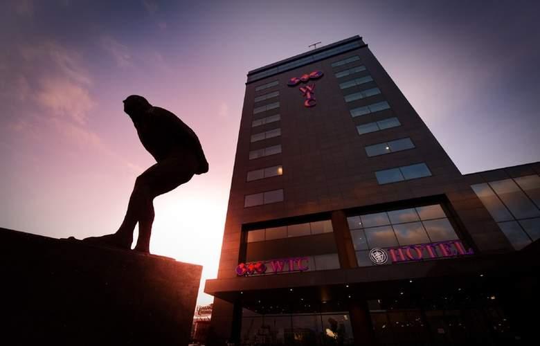 WTC Leeuwarden - Hotel - 0