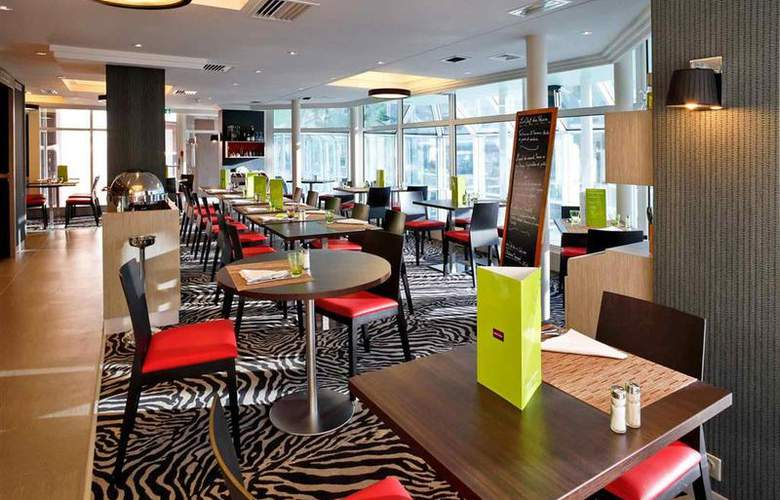 Mercure Grand Hotel Grenoble President - Restaurant - 67