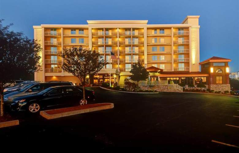 Best Western TLC Hotel - Hotel - 65