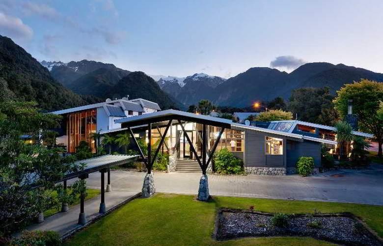 Scenic Hotel Franz Josef Glacier - General - 1