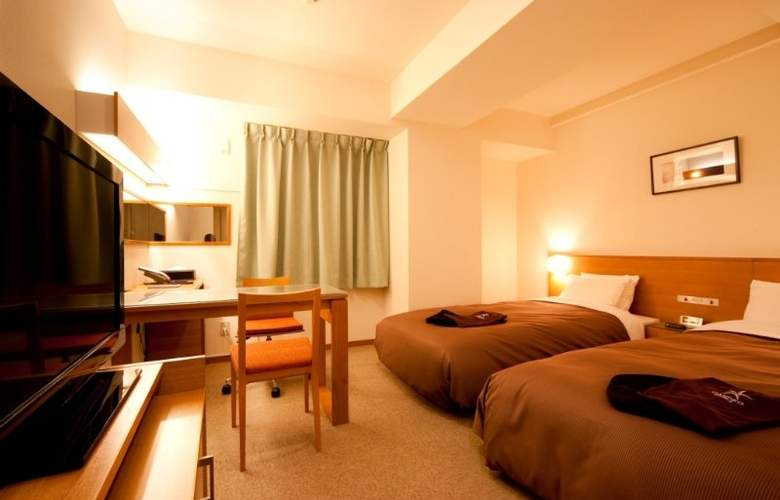 Candeo Hotels Ueno Park - Room - 1