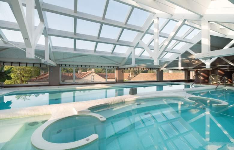 Hotel Spa Relais & Châteaux A Quinta da Auga - Pool - 26