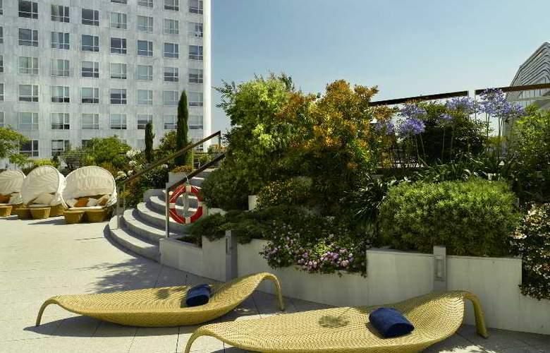 Sercotel Sorolla Palace - Terrace - 34
