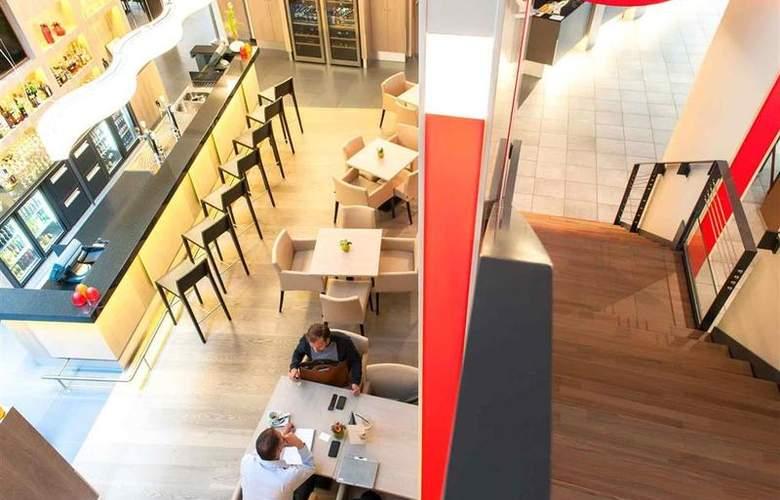Novotel Mechelen Centrum - Bar - 57