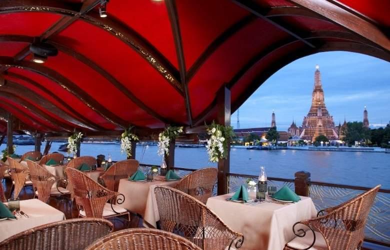Anantara Bangkok Riverside Resort and Spa - Restaurant - 10