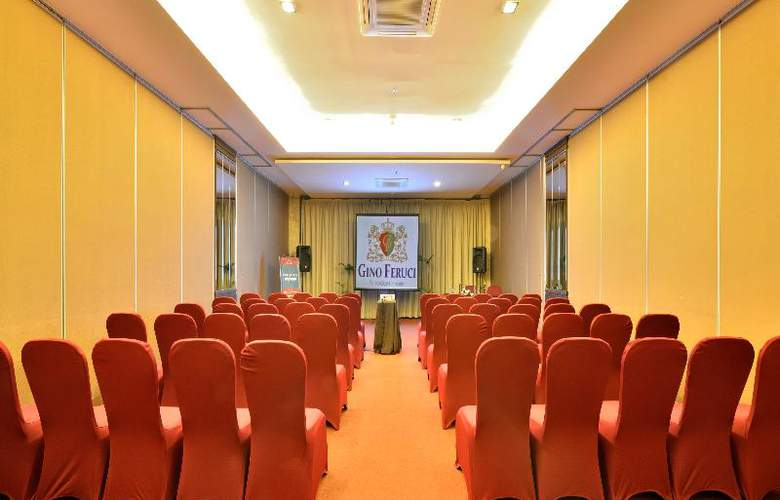 Carrcadin Hotel Bandung - Conference - 16