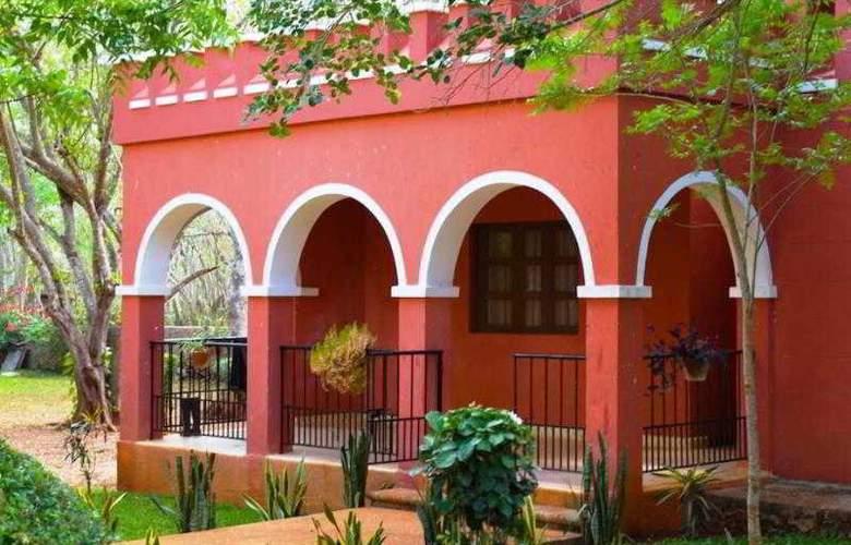 Hacienda Kaanac - Hotel - 6