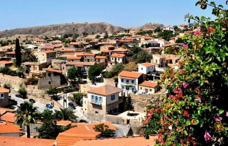 Cyprus Villages - General - 2