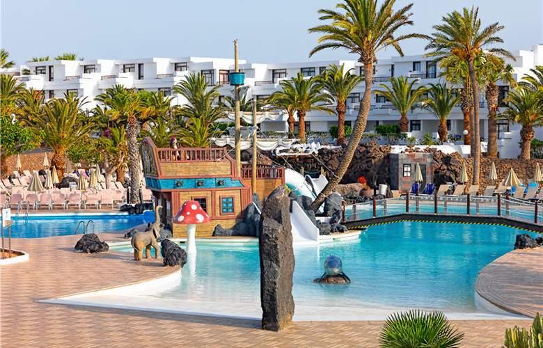 H10 Suites Lanzarote Gardens - Pool - 14