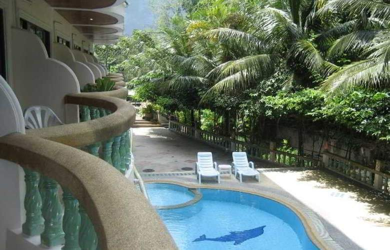 Rattana Hill Apartment - Pool - 9