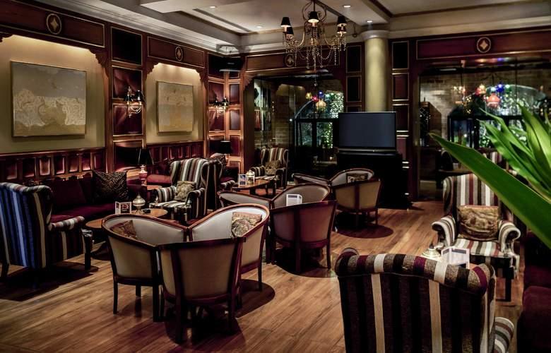 Mercure Mandalay Hill Resort - Bar - 4