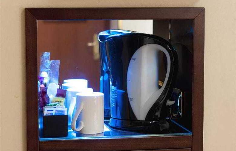 Best Western Galles Milan - Hotel - 61