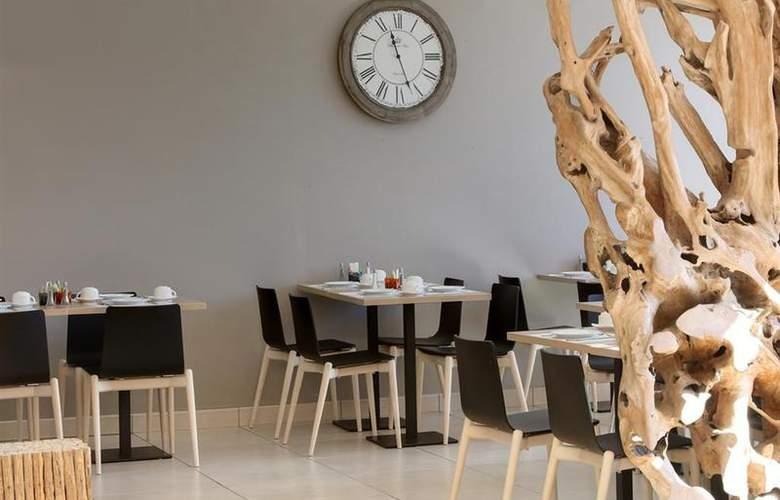 Comfort Hotel Gap Le Senseo - Restaurant - 101