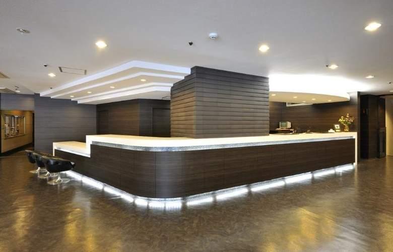 Hotel Tozankaku - Hotel - 8