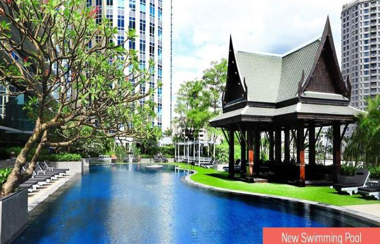 Plaza Athenee Bangkok, A Royal Meridien - Pool - 33