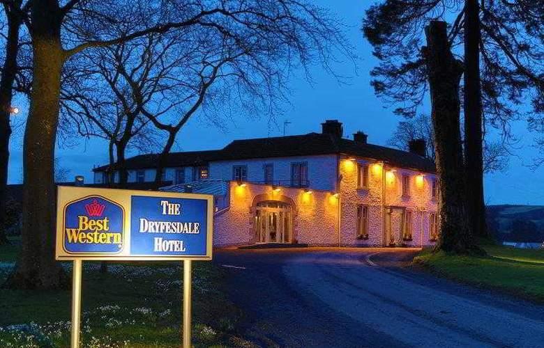 Best Western Dryfesdale - Hotel - 90