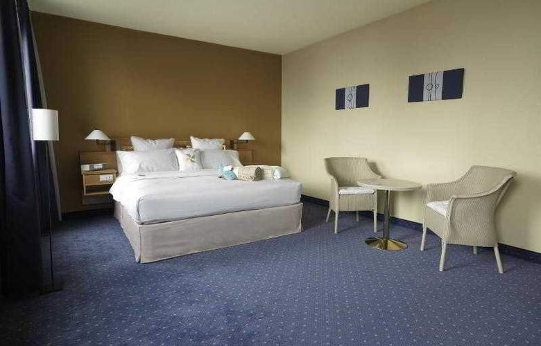 Four Points By Sheraton Brussels - Hotel - 12