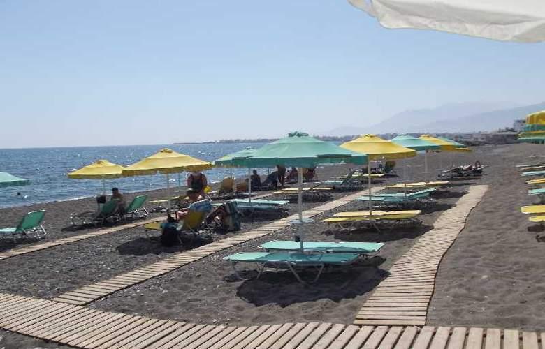 Tylissos Beach Hotel - Beach - 14