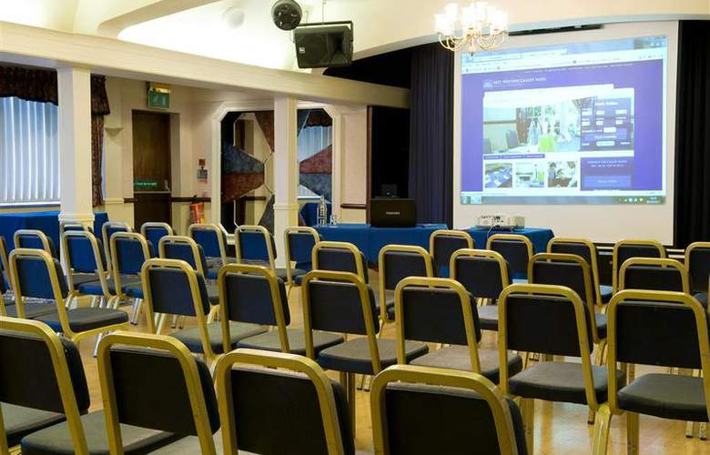 Best Western Calcot - Conference - 125
