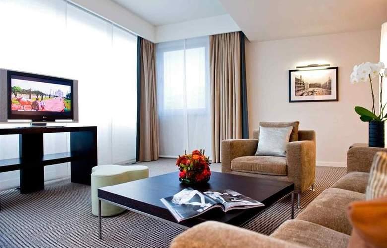 Sofitel Brussels Europe - Room - 108