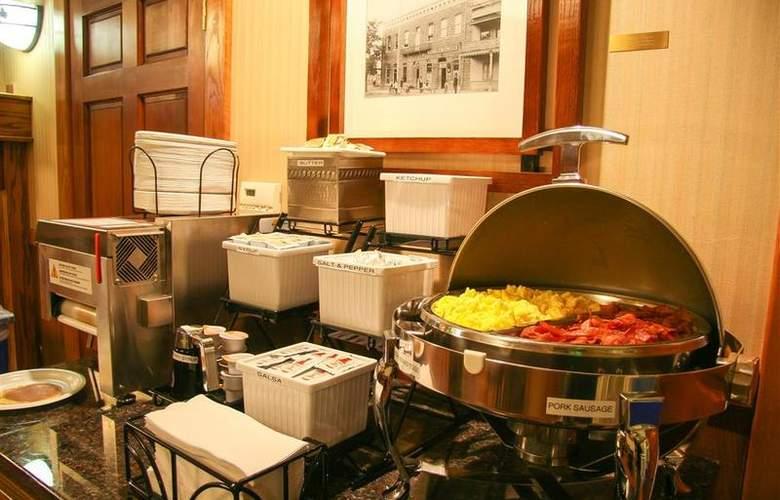 Best Western Sonoma Valley Inn & Krug Event Center - Restaurant - 116