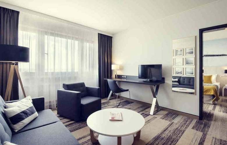 Mercure Gdynia Centrum - Room - 21