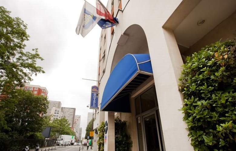 Paris Massena Olympiades - Hotel - 0