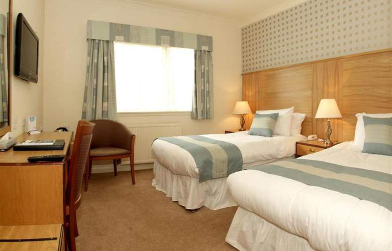 Best Western Invercarse - Room - 109