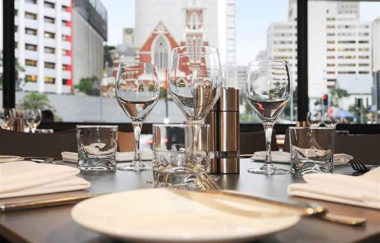 Mercure Brisbane King George - Restaurant - 71