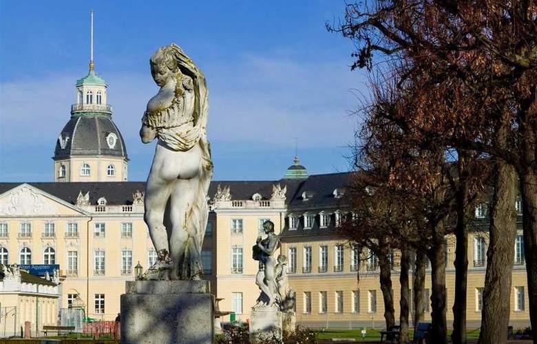 Novotel Karlsruhe City - Room - 38