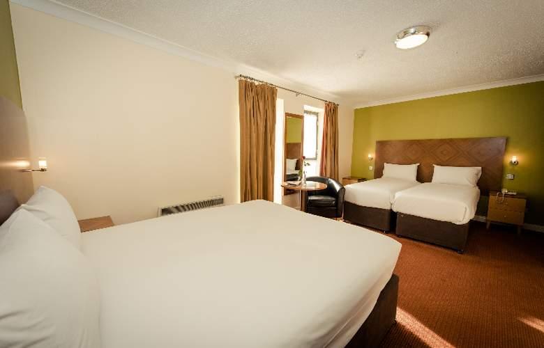 Dublin Central Inn - Room - 3