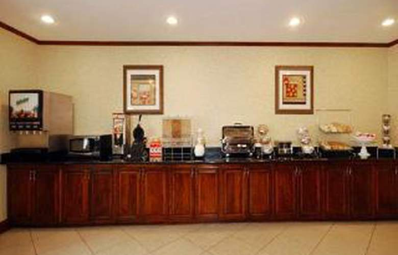 Comfort Suites Hobby Airport - General - 3