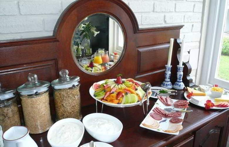 Hermanus Beach Villa - Restaurant - 3