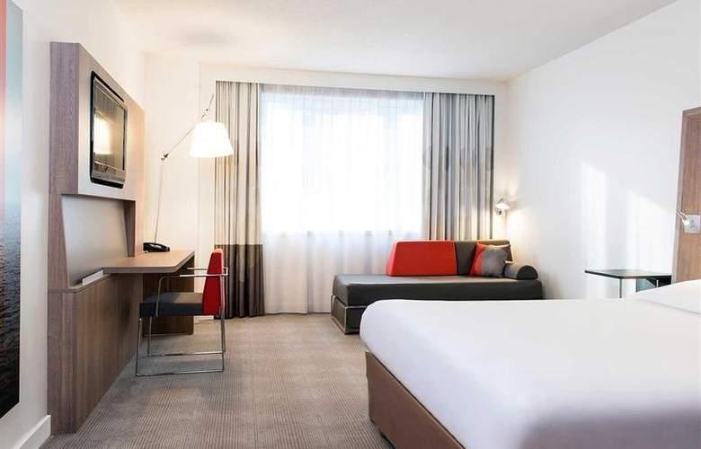 Novotel Brussels City Centre - Room - 3