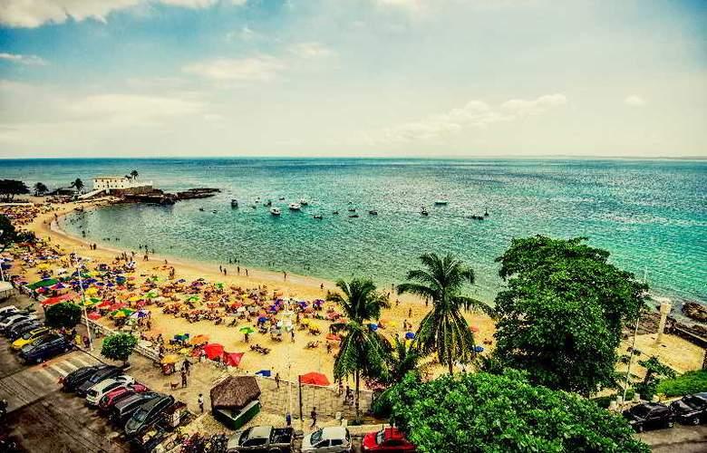 Grande Hotel da Barra - Beach - 16