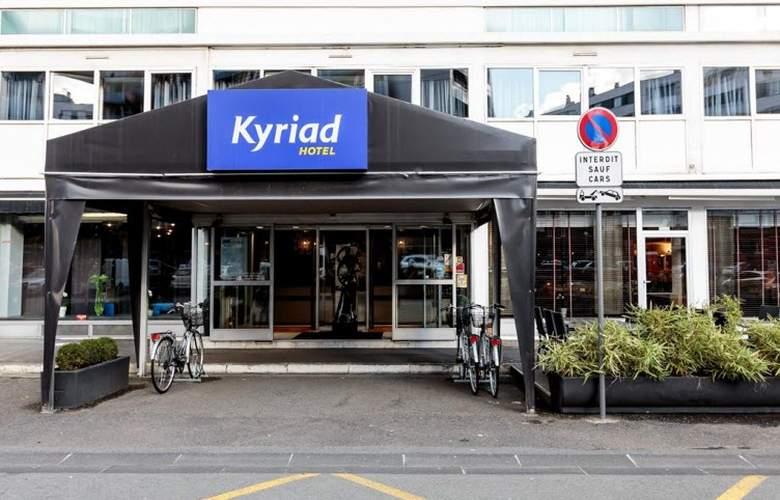 Kyriad Clermont Ferrand Centre - Hotel - 0