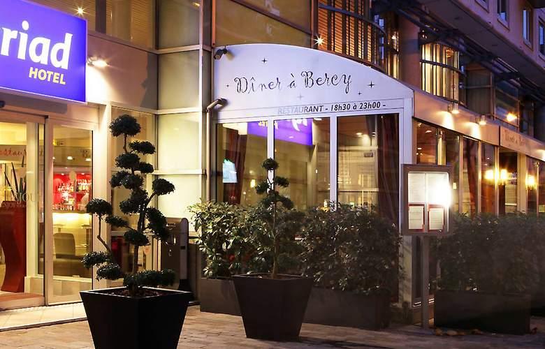 Kyriad Paris Bercy Village - Hotel - 0