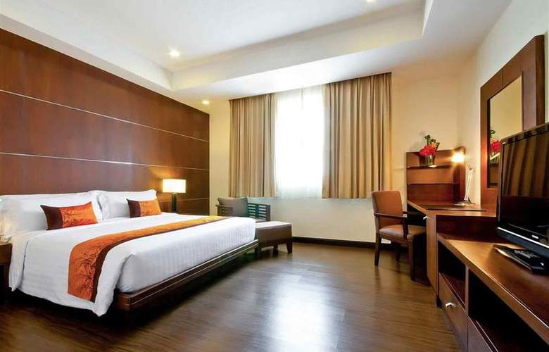 Grand Mercure Bangkok Asoke Residence - Room - 38