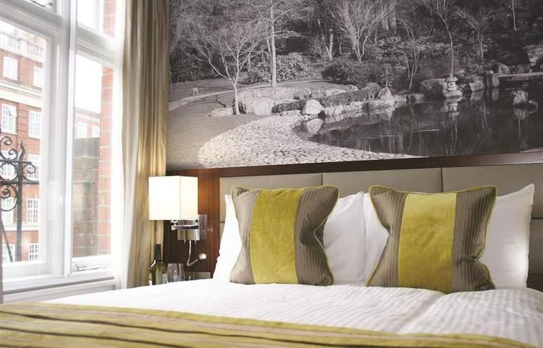 Seraphine Kensington Olympia - Room - 32