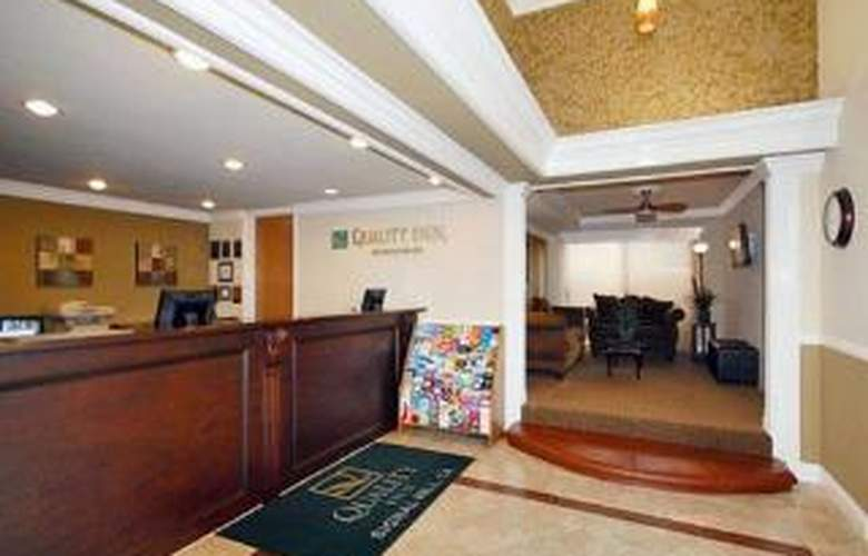 Quality Inn Near Long Beach Airport - General - 3