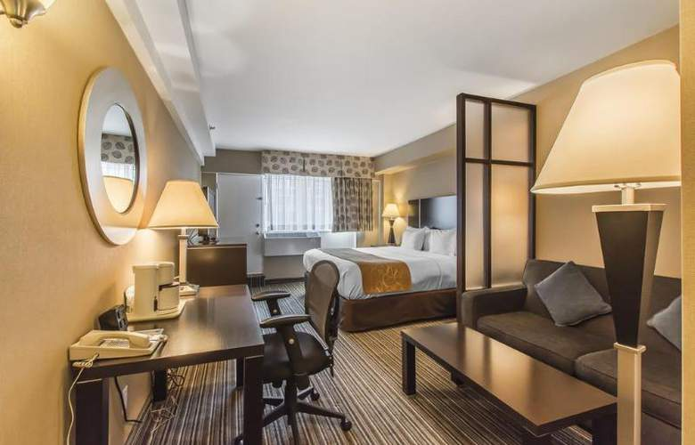 Comfort Suites Downtown - Room - 10