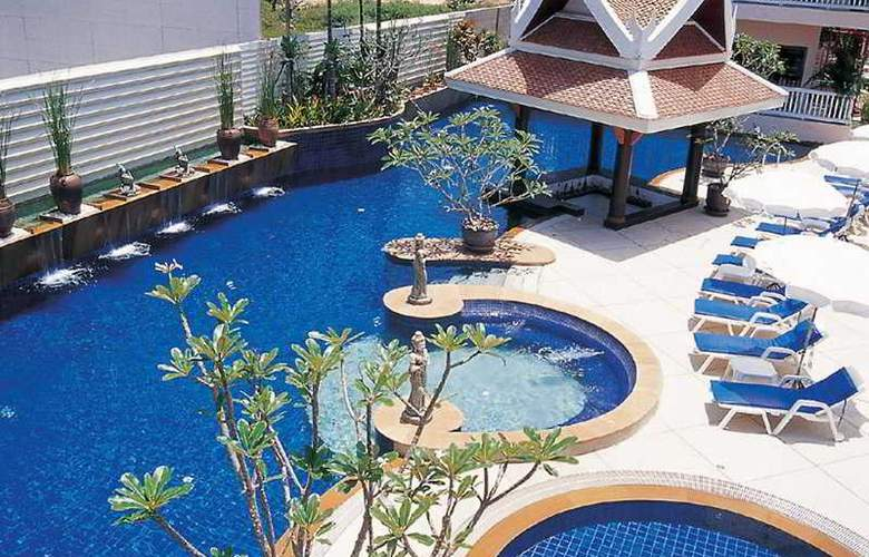 Kata Poolside Resort - Pool - 9