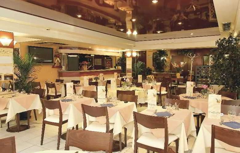Inter-Hotel Parc Des Expositions - Restaurant - 2