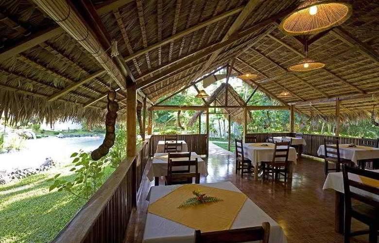 Kintana Beach Resort spa - Restaurant - 4