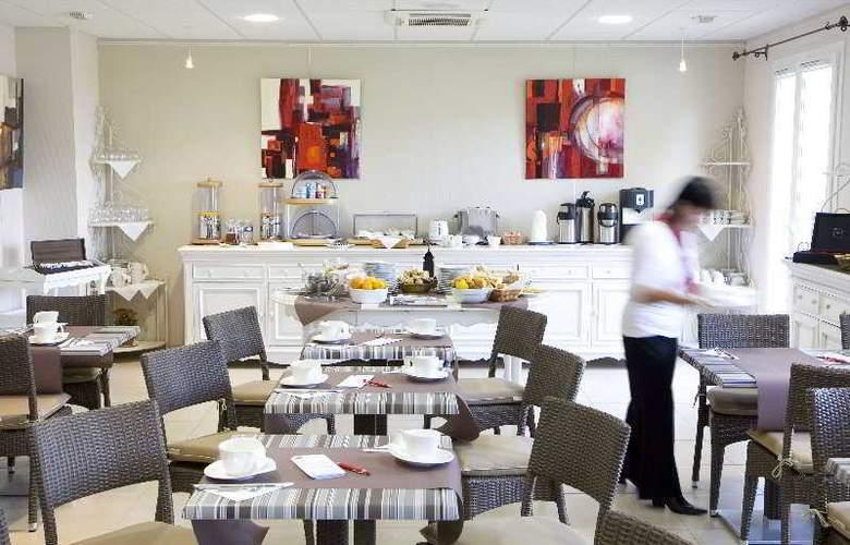 La Closerie de Honfleur - Restaurant - 7