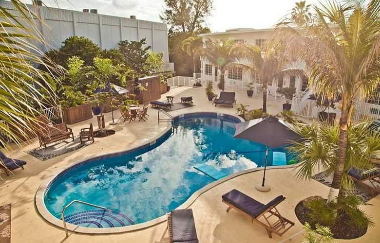 Tradewinds Apartment Hotel Miami Beach - Pool - 4