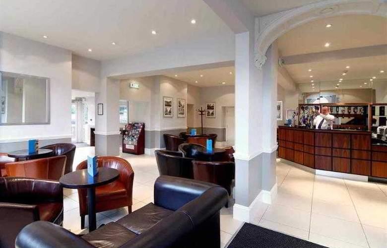 Mercure Wolverhampton Goldthorn Hotel - Hotel - 21