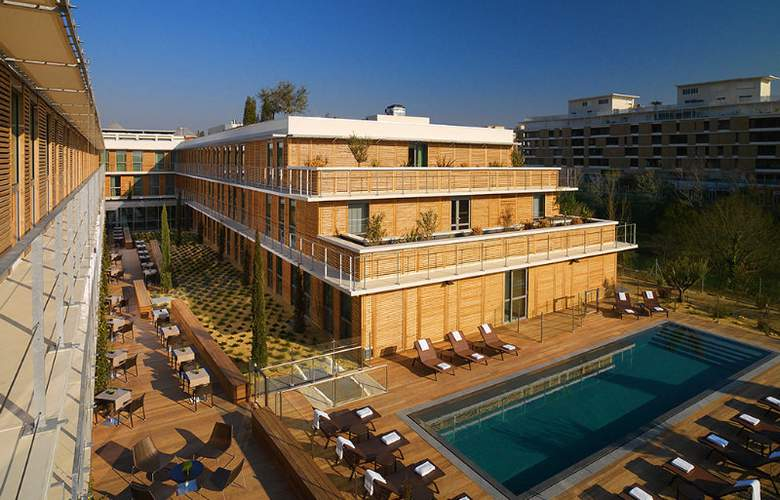 Courtyard By Marriot Montpellier - Hotel - 5