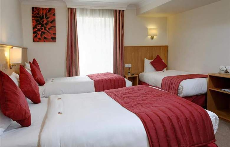 Best Western London Highbury - Room - 32
