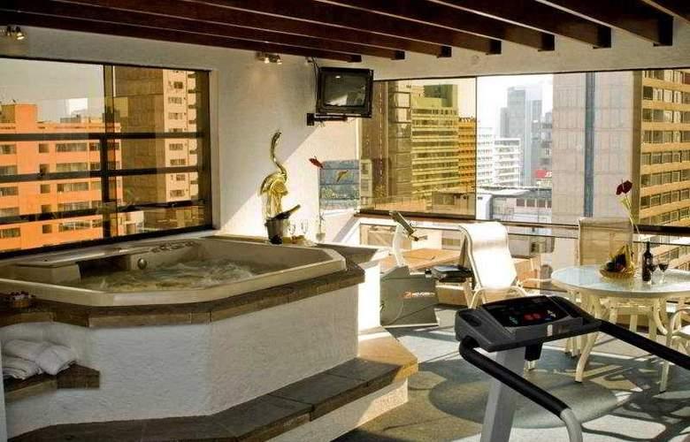 El Condado Miraflores Hotel & Suites - Sport - 12